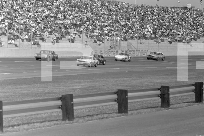 1968 NASCAR Grand Touring Sandhills 250 - Rockingham