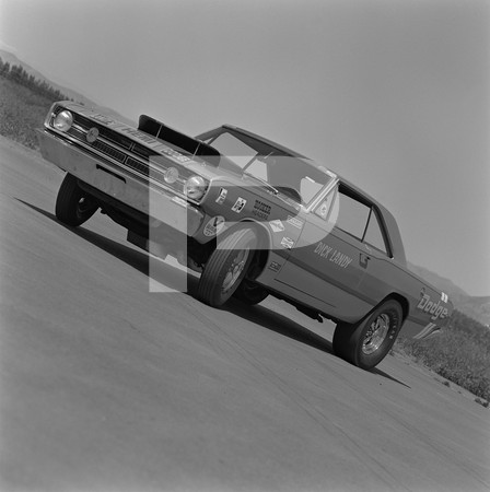 Dick Landy Hemi Dart Road Test