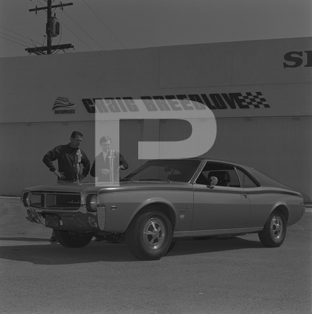 Craig Breedlove - AMC Javelin