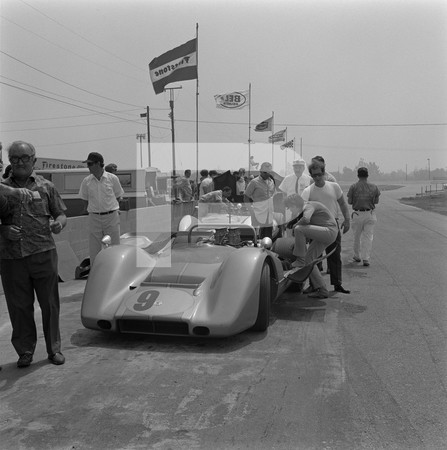 1968 USRRC - US Road Race Championships - Riverside