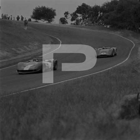 1968 Laguna Seca US Road Racing Championships