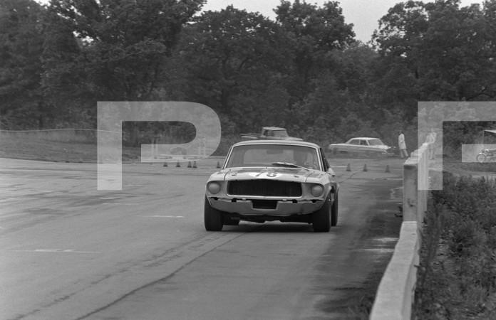 1968 War Bonnet Park Trans-Am - Oklahoma