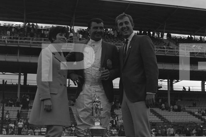 1968 Indianapolis 500 Qualifying