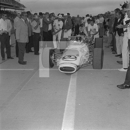 1968 Indianapolis 500 Qualifying