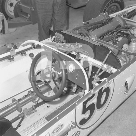 Gurney-Westlake Engine on Stand