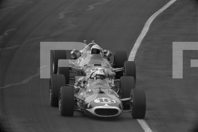 1968 52nd International 500 Mile Sweepstakes - Indianapolis 500