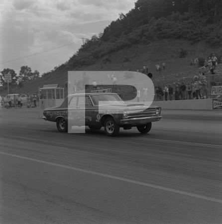 1968 AHRA Spring Nationals - Bristoll - AMC AMX