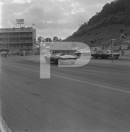 1968 AHRA Spring Nationals - Bristol
