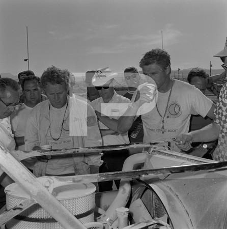 1968 NORRA Stardust 7-11 Desert Race - Nevada