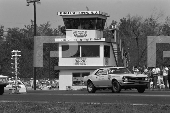 1968 NHRA Springnationals - Raceway Park - Englishtown NJ