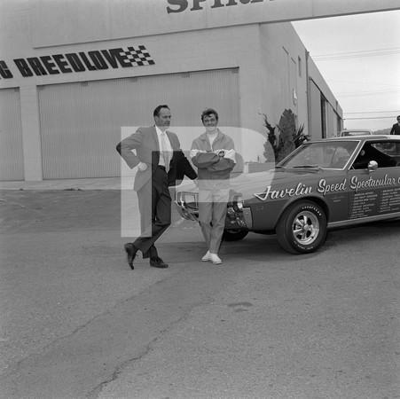 1969 AMC Javelin - Craig Breedlove - Speed Spectacular to Bonneville