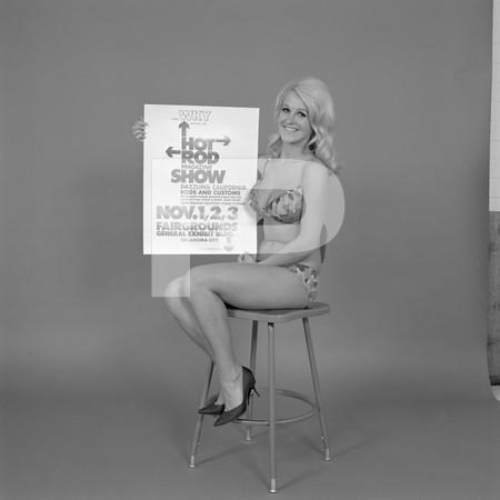 1968 Hot Rod Magazine Tour