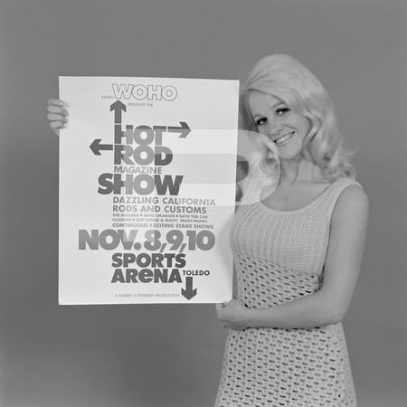 1968 Hot Rod Magazine Tour