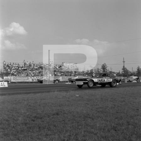 1968 Super Stock Nationals - National Speedway - Long Island - New York