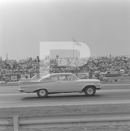 1968 NHRA National Championship Drags - Indianapolis
