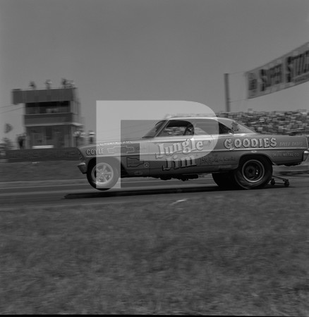 1968 Super Stock Nationals - National Speedway - Long Island - New York