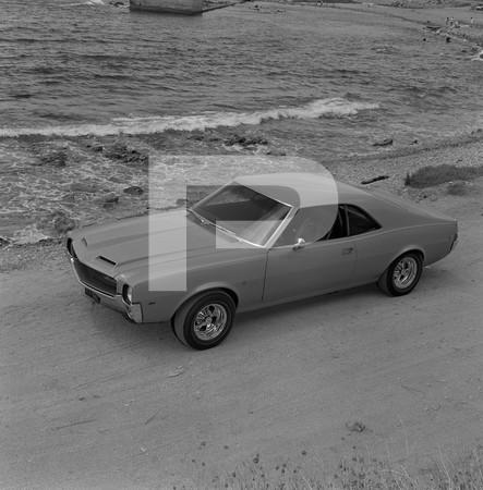 1968 California Javelin XP - KR 500