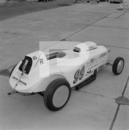 1968 20th Annual National Speed Trials - Bonneville - 1968 Car Features