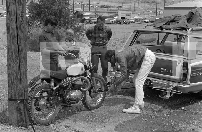 1968 20th Annual National Speed Trials - Bonneville