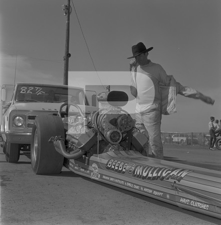 1968 PDA Professional Dragsters Association Drags - Fremont