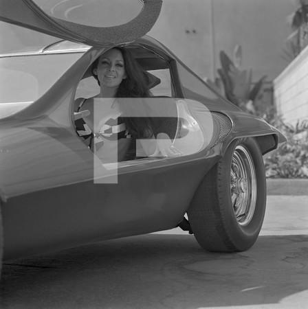 1968 Hot Rod Tour - Hot Rod Magazine Show - September