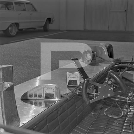 Lead Wedge Autolite Electric LSR Car