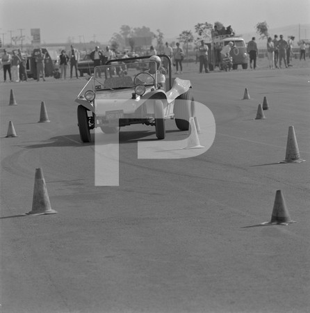 1968 Bug-In - Orange County International Raceway - Volkswagen
