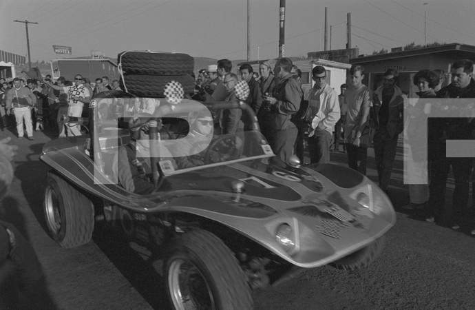 1968 NORRA Baja 1000 Off-Road Race