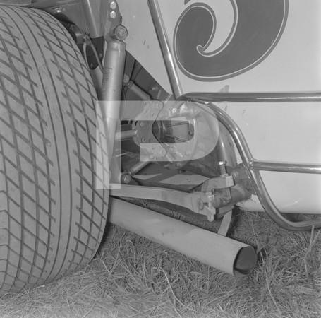 1968 Sacramento 100 Sprint Car Race