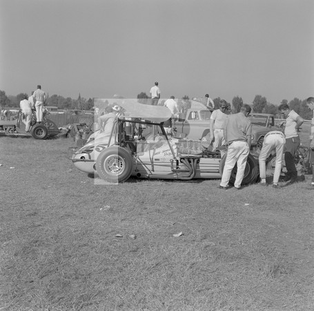 1968 Sacramento 100 Sprint Car Race