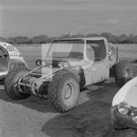 1968 NORRA Baja 1000 Off-Road Race
