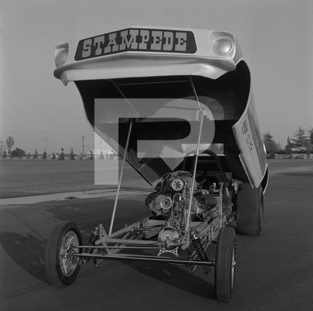 1969 NHRA Winternationals- Pomona