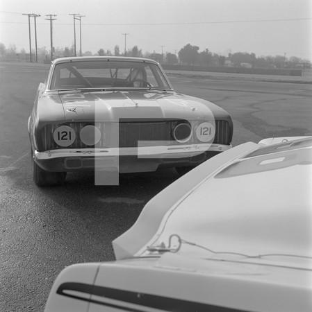 1969 NASCAR Motor Trend 500 - Riverside International Speedway