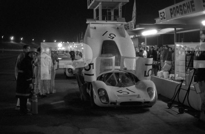 1969 SCCA 24 Hours Of Daytona