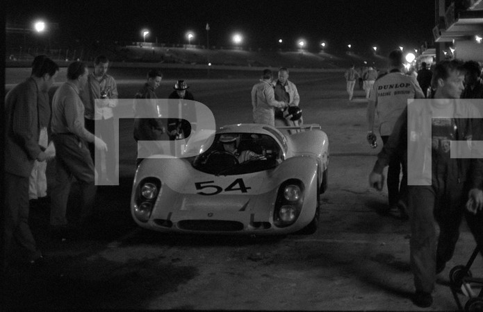 1969 SCCA 24 Hours Of Daytona