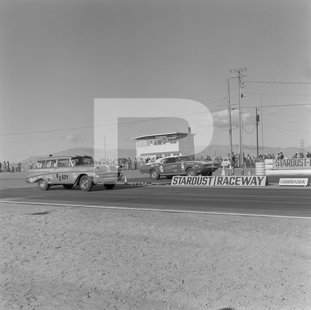 1969 NHRA Third Annual Stardust National Open - Las Vegas