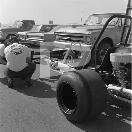 1969 Bug-In 6th Annual Hot Rod Magazine Championship Drag Races - Orange County Intl RacewayRiverside