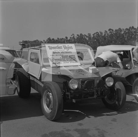 1969 Bug-In - Orange County International Raceway - NHRA 6th Annual Hot Rod Magazine Championship Drag Races - Riverside