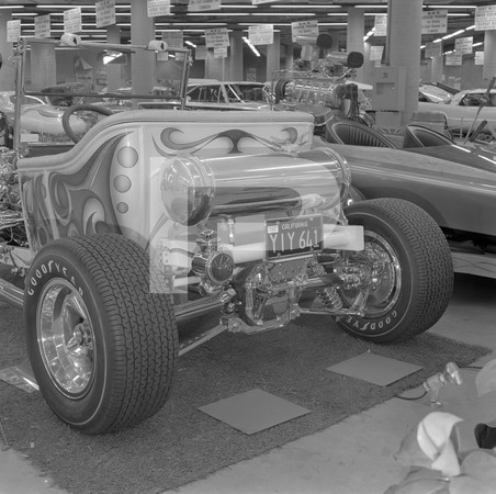 1969 4th Annual Grand National Roadster Show - Oakland