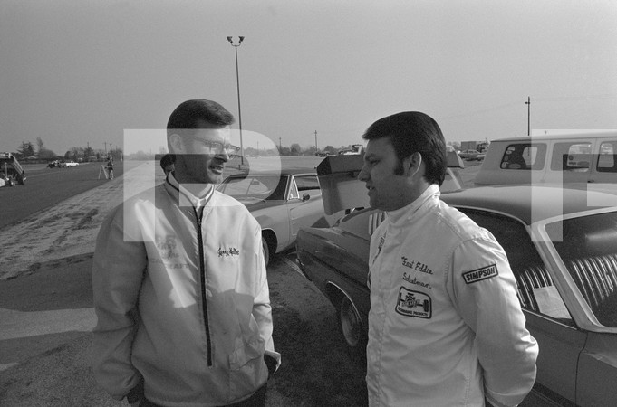 1969 NHRA Winternationals - Auto Club Raceway Pomona?