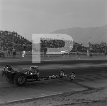 1969 NHRA 6th Annual Hot Rod Magazine Championship Drag Races - Riverside