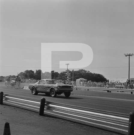 1970 NHRA Springnationals - Dallas International Motor Speedway