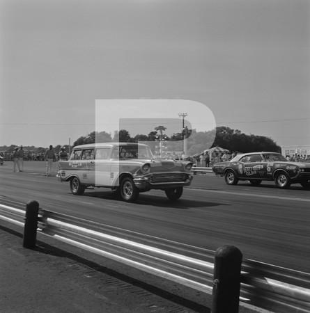1970 NHRA Springnationals - Dallas International Motor Speedway