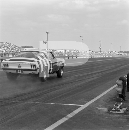 1971 NHRA Springnationals - Dallas International Motor Speedway