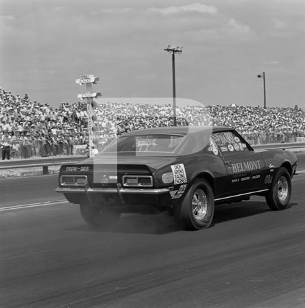 1971 NHRA Springnationals - Dallas International Motor Speedway