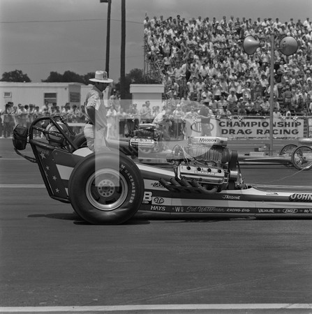 1973 NHRA Springnationals - Dallas International Motor Speedway