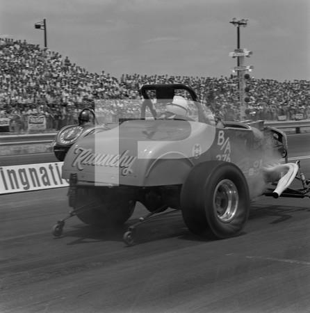 1973 NHRA Springnationals - Dallas International Motor Speedway