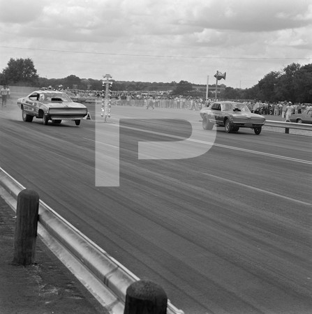 1974 NHRA Springnationals - Dallas International Motor Speedway