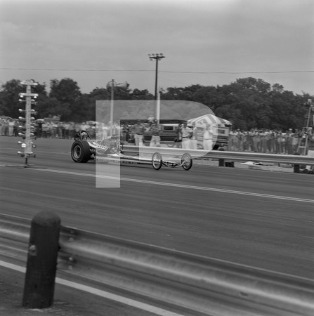 1978 NHRA Springnationals - Dallas International Motor Speedway