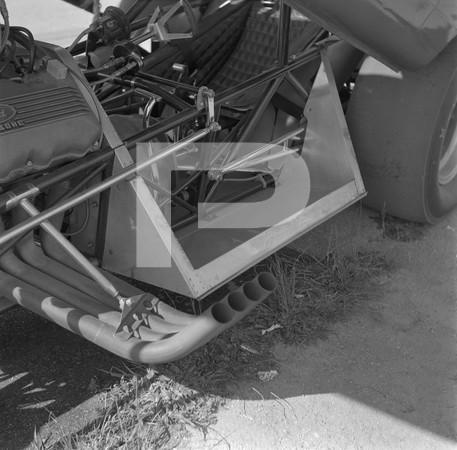 1969 6th Annual Hot Rod Magazine Championship Drag Races - Riverside